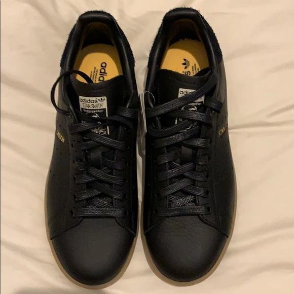 120f4e0f5b55 Adidas Women s Stan Smith Shoes - Gum sole